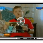Neuroinstitut Oliver-Ayats en la TV rusa